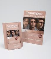 Porte leaflet + chevalet + leaflet